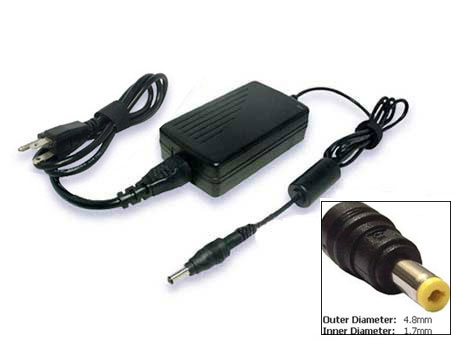 Asus Eee PC 1000H Laptop AC Adapter, Asus  Eee PC 1000H Power Supply/Adapter