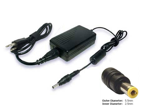 Asus A43BY Laptop AC Adapter, Asus  A43BY Power Supply/Adapter